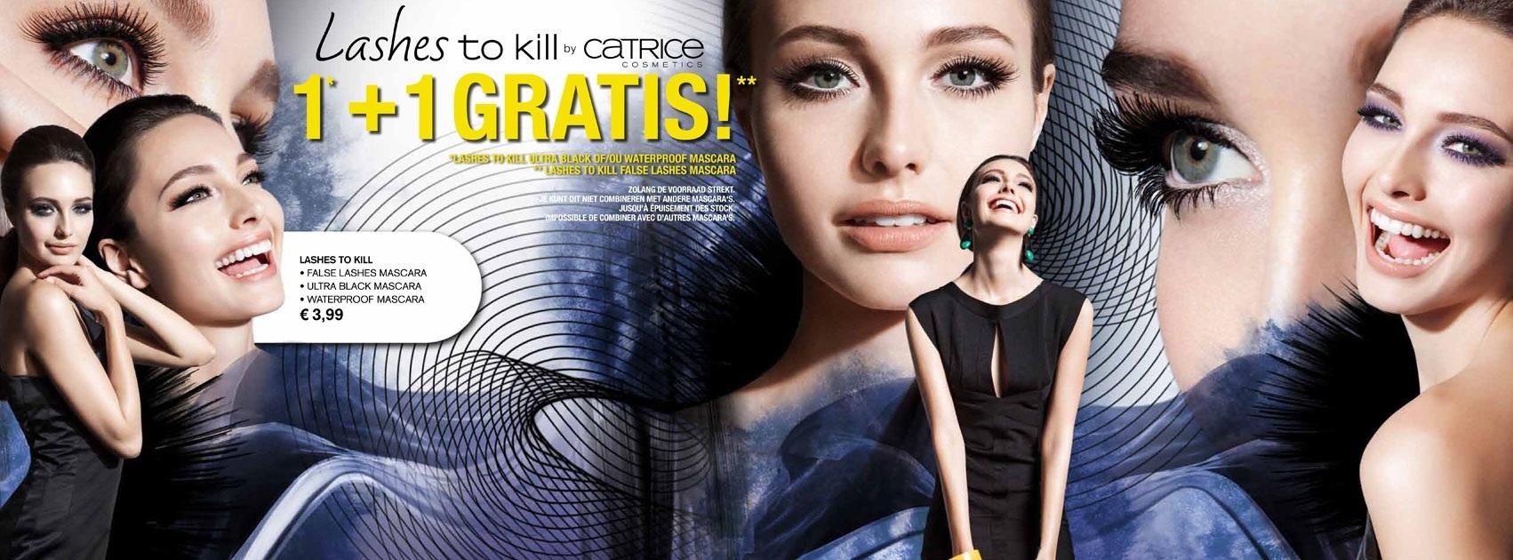 CATRICE mascara actie (2)