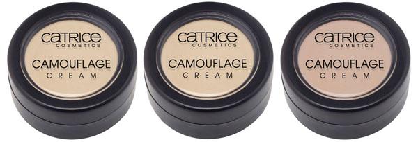 camoufl cream