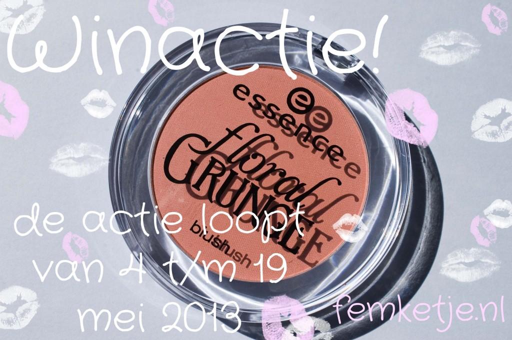 winactie essence floralgrunge blush femketjeNL
