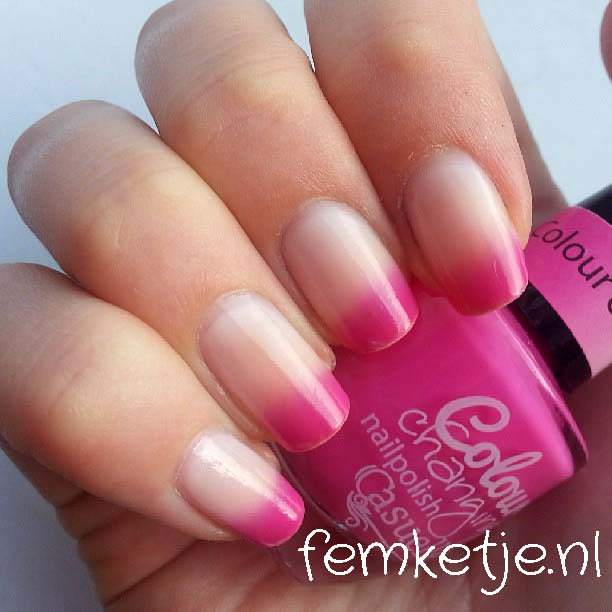 colourchanging pink femketjeNL