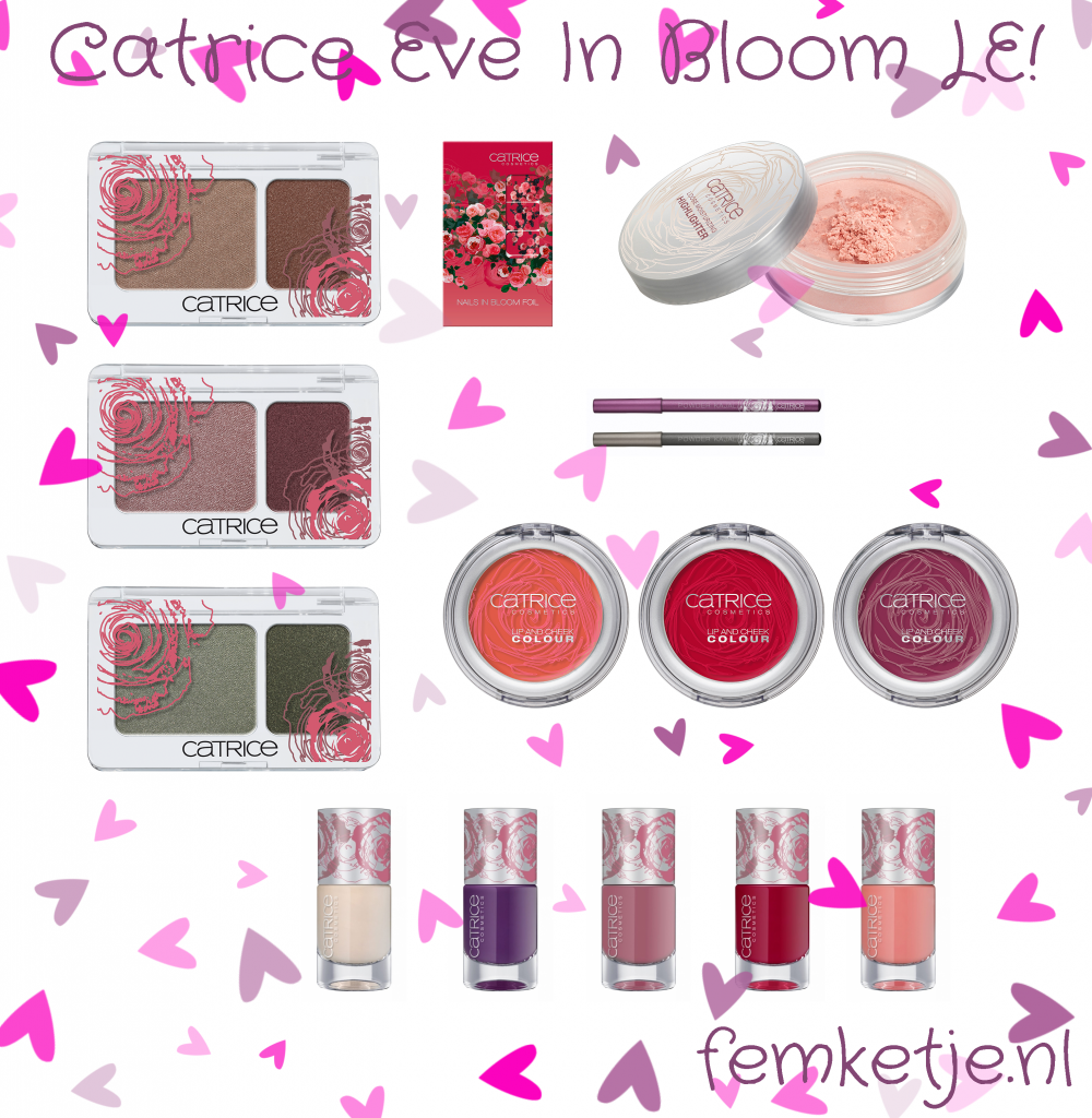 catrice eve in bloom LE femketjeNL