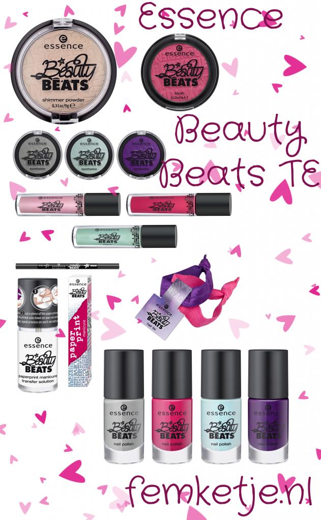 essence beauty beats TE femketjeNL