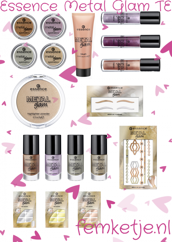 essence metal glam TE femketjeNL