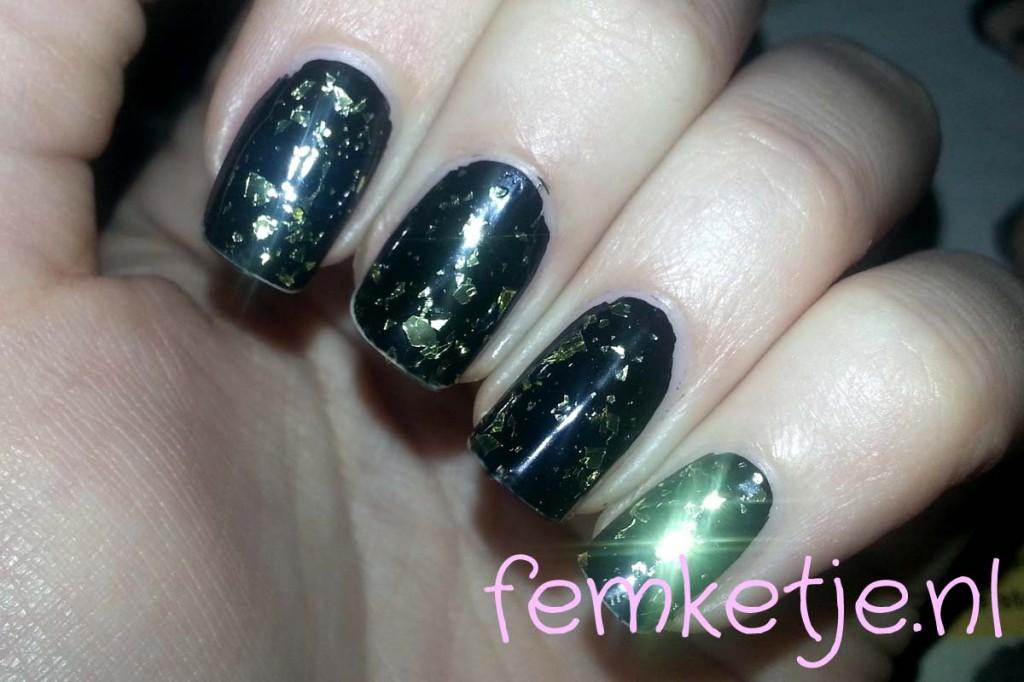 gold topper femketjeNL