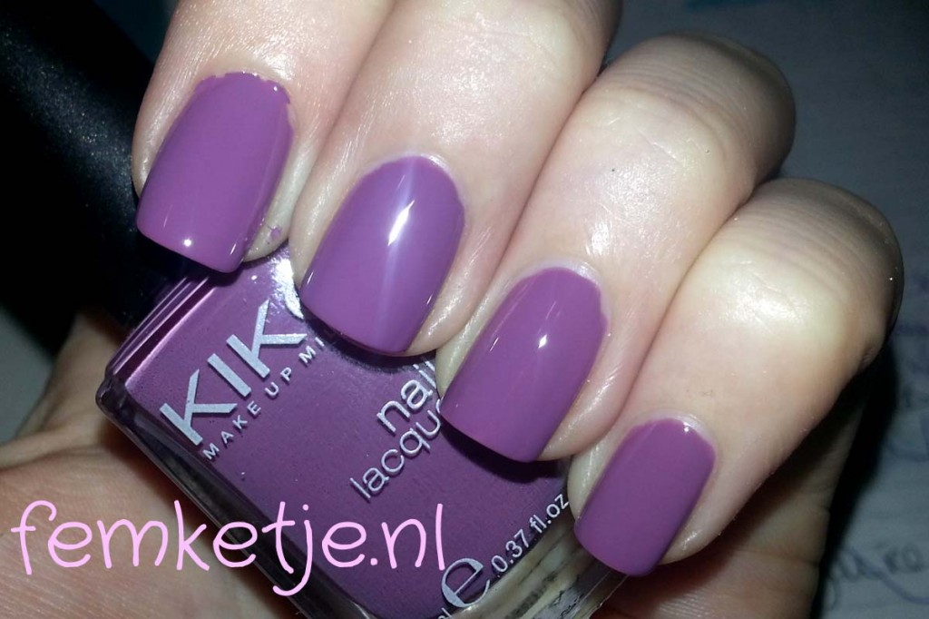 kiko light plum