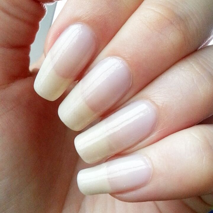 notd femketje natural long nails