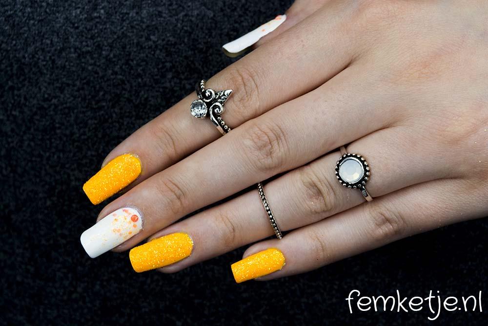 glitter nail design – femketje.nl