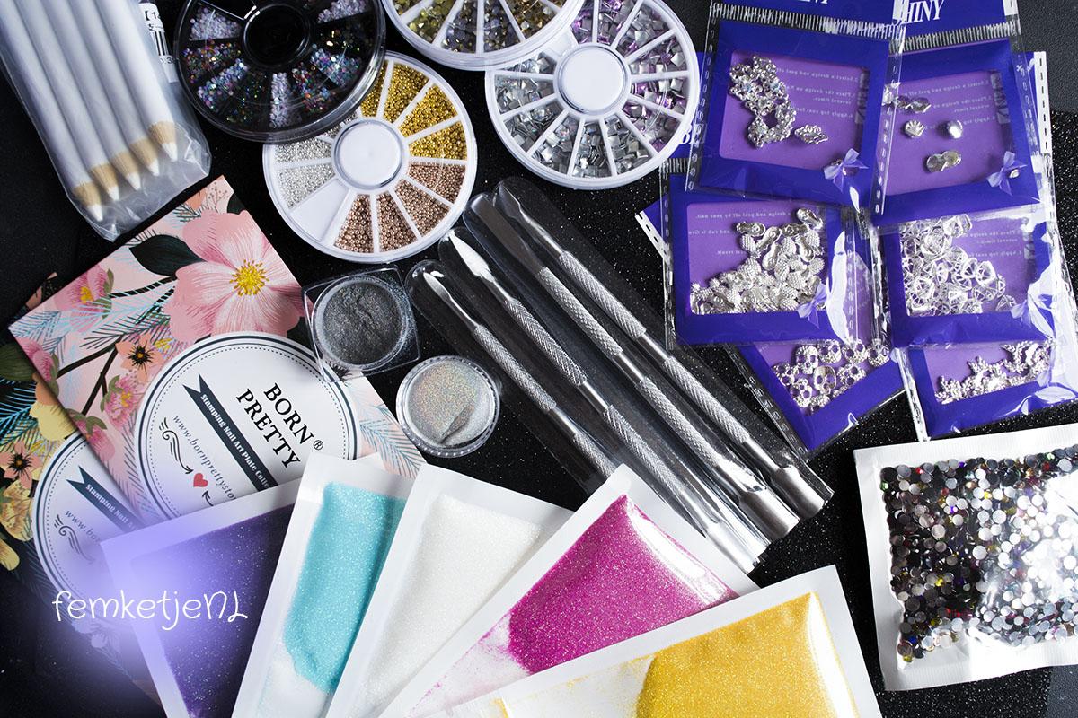 Nail Art Supplies Femketje
