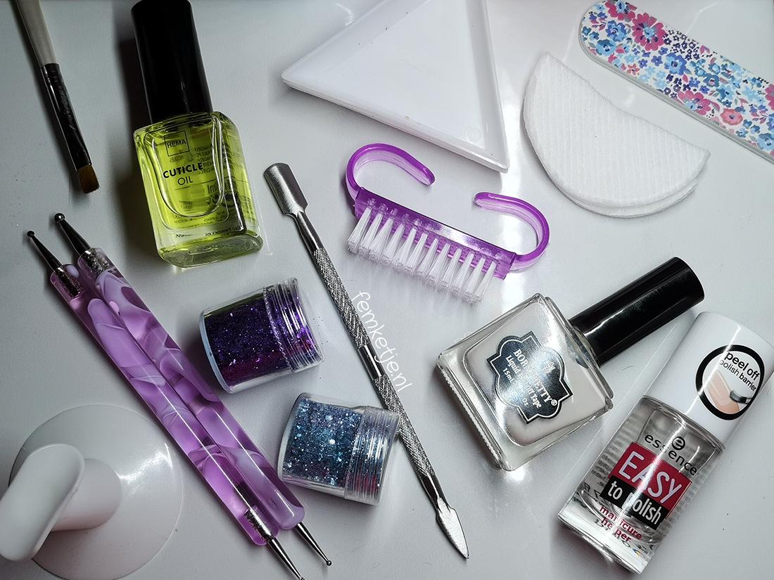💅 Nail Art Starter Kit Essentials 💅 – femketje.nl